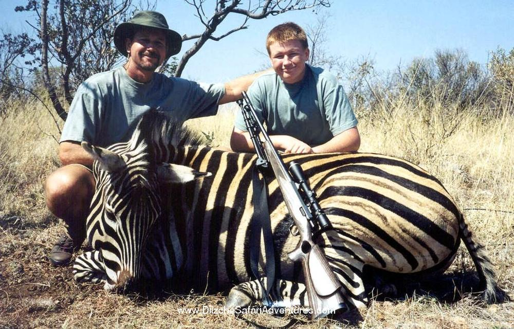 <font color=orange>Burchell's Zebra</font> Burchell's Zebra  Trophy hunting photos african plains game  hunting pictures plains game