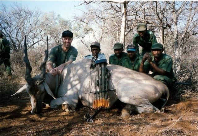<font color=orange>Eland</font> Eland  Trophy hunting photos african plains game  hunting pictures plains game