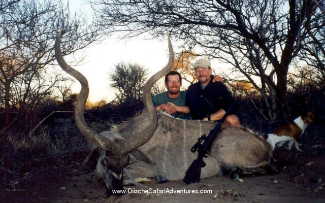<font color=orange>Kudu</font> Kudu  Trophy hunting photos african plains game  hunting pictures plains game