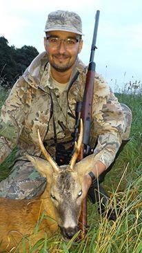 <font color=orange>Roe Deer-Germany 2014</font> Roe Deer-Germany 2014  European hunting photos  European hunting pictures