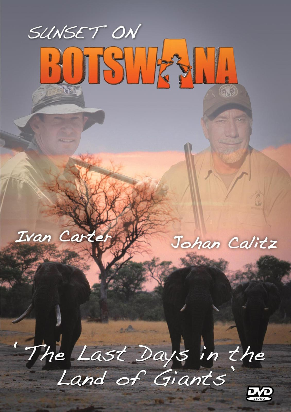 Sunset On Botswana Sunset On Botswana  Sunset On Botswana  Ivan Carter DVDs, Safari Classics Productions